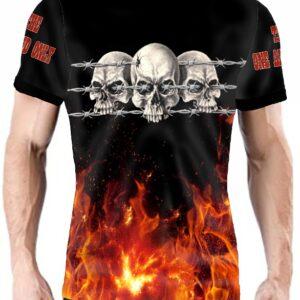 Camiseta Calaveras