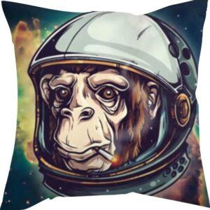 mono astronauta