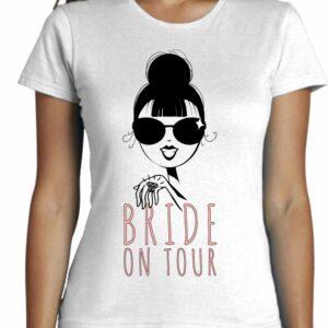 Camiseta entallada mujer personalizada fashion