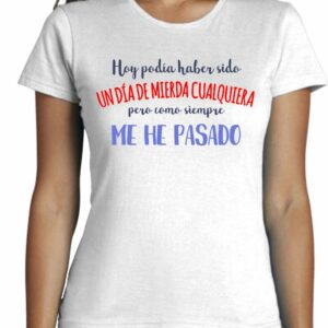 Camisetas cool con frases originales