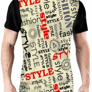 Camiseta Fashion Style