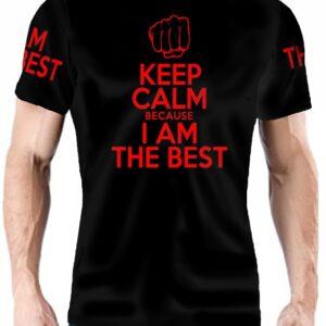 Camiseta i am the best