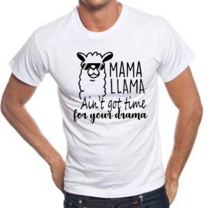 Camiseta cool mama llama
