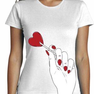 Camiseta moda cool minimalista