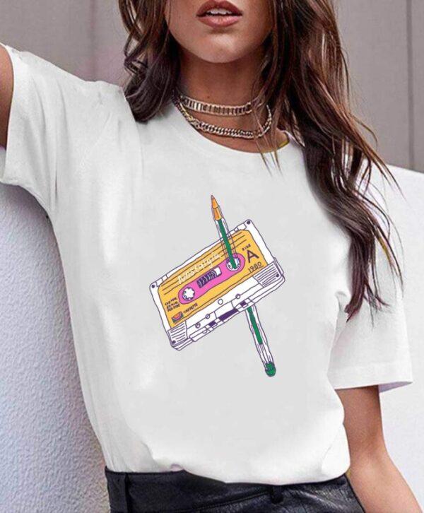 casette camisetas originales