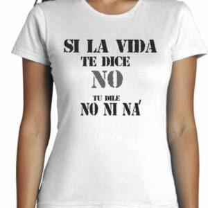 Camisetas con frases