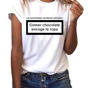 Camisetas publicitarias con mensajes originales