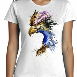 Camiseta personalizada con aves