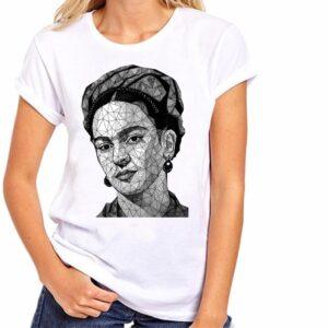 Camisetas con imagenes y fotos de Frida Kahlo