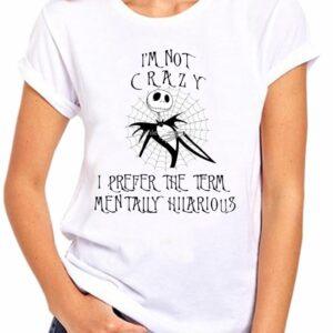 Camisetas originales personalizadas I´m not Crazy