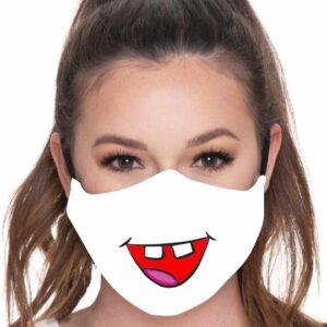 dibujo de mascarillas personalizadas