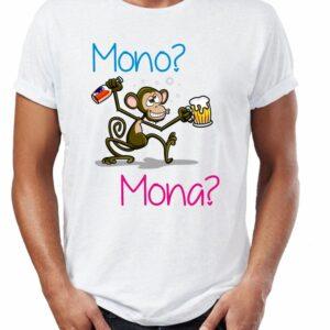Camisetas graciosas personalizadas