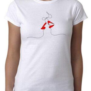 Camisetas minimalistas con diseños originales divertidos