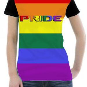 Camiseta personalizada relacionada con el mundo gay orgullo gay